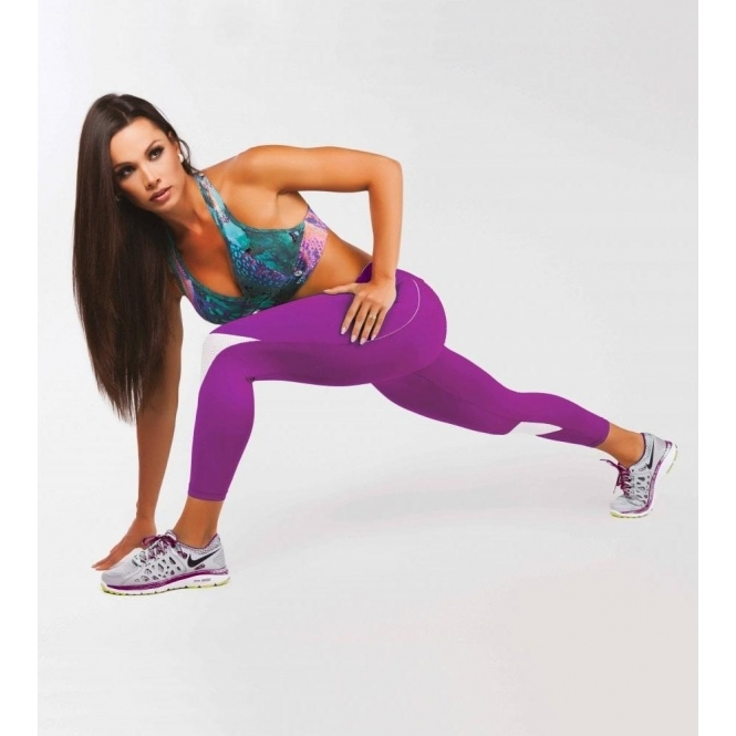 Fitness Leggings Material: Womens Lightweight Sports Legging Running Tights. Luxury