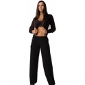 Black 'It Girl' Dry Sports Pant Petite