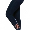 'Bossgirl' Supplex Black Fitness Leggings