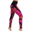 'Bow-Wow' Print Gym Leggings Tall Long Leg