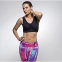 'Colorida' Light Print Fitness Leggings