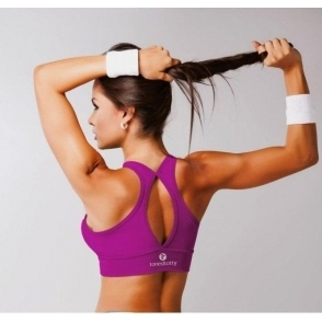 Cote d'Azur Light Fitness Bra Top 2 Colours