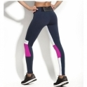 'Courchevel Paradiski' Performance Sports Ski Leggings