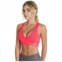 'Cute As A Button' Supplex Sports Bra Top