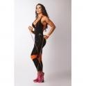 'DaBomb' Supplex All-In-One Fitness Jumpsuit