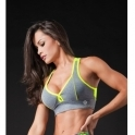 Deluxe Cross Back 'Cross-Train' Sports Bra