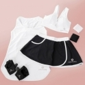 'Deuce' Tennis Skirt / Skort / Shorts