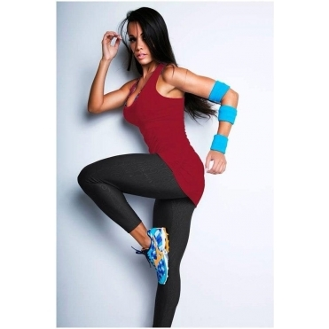 Fitness Fashion 'Visco' Longline Vest Top 3 Colours