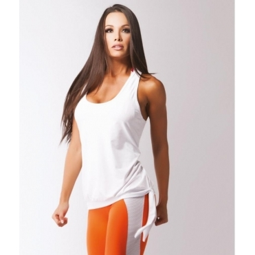 """Flirty"" Tie Side Fitness Yoga Top 5 Colours"