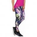 'Flower Power' Print Fitness Leggings
