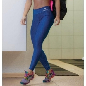 'Gallivant' Subtle Print Gym Leggings
