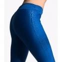 'Gallivant' Subtle Print Gym Leggings