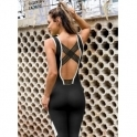 'Hi Maintenance' All-In-One Fitness Jumpsuit