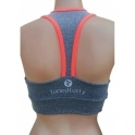 "'Hollywood Hills"" Supplex Fitnness Bra Top"