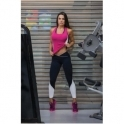 'Iconic' Supplex Dip Waist Fitness Legging