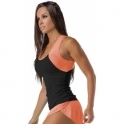 'In The Zone' Lightweight Fitness Top