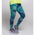 'Jazzies' Light Supplex Funky Print Gym Leggings