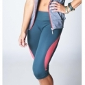 Ladies 'Adora' Yoga Capri Legging