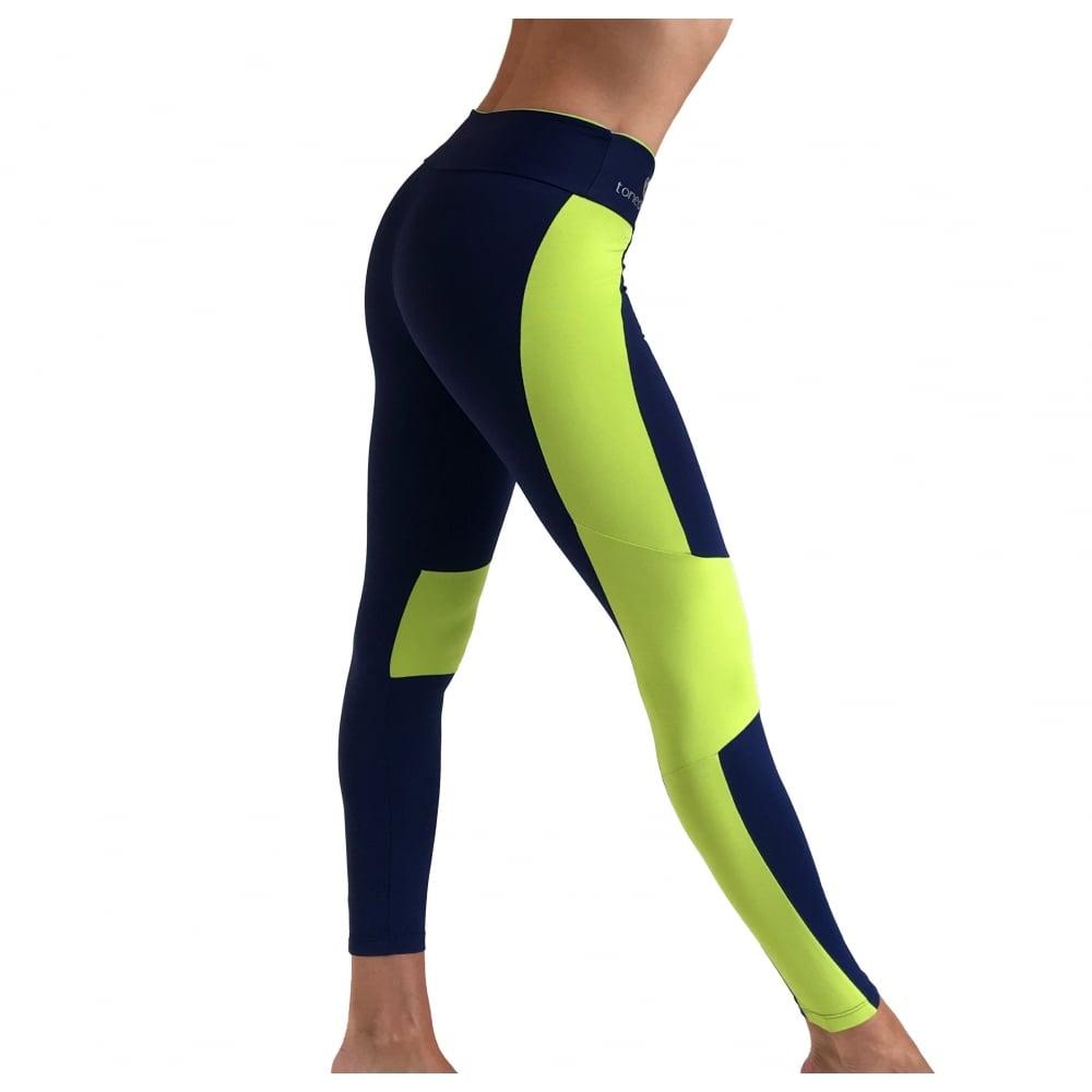 5fbd2395850 'Lap Of Luxury' Lycra Sport Running Leggings