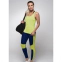 'Lap Of Luxury' Lycra Sport Running Leggings
