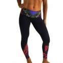 LAST ONE! 'Firecracker' Light Supplex Fitness Leggings