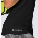 LAST ONE! 'Lazy Days' Short Sleeve Black Sports Tee
