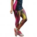 LAST PAIR! 'Upbeat' Funky Sports Lycra Fitness Leggings