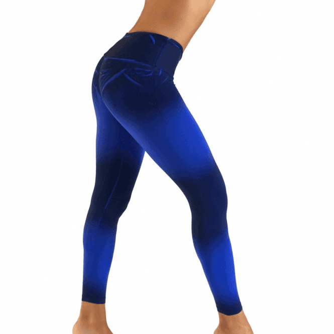 'Life's A Beach' Fitness / Gym Leggings