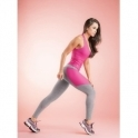 'Little Minx' Supplex Mesh Combo Fitness Leggings