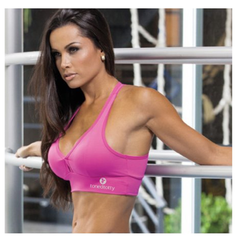 Home sports bra tops lycra sport candy sports bra top