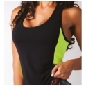 'Midnight Runner' Ladies Running Vest Top