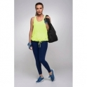 Navy Lycra Sport 'Suave' Running Tights