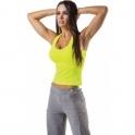 Neon Supplex Vista Sports Fitness Top