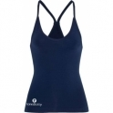 NEW Longer Length 'Lavish' Fitness Top Navy