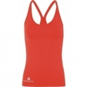 NEW Red / Rustic Orange Fitness Tank Top