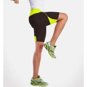 'Off Limits' Supplex Cycling Shorts/Leggings