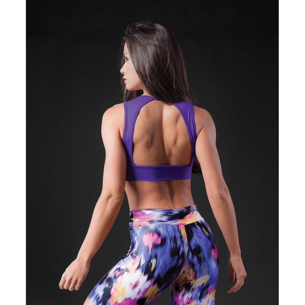 Cute sports bra. Toned totty gym bra. Womens luxury activewear