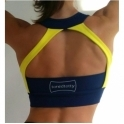 Open Back 'Empower' Bra Top 3 Colours