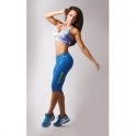 'Peek A Boo' Gym Capri Legging