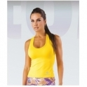 PETITE Supplex 'Vista' Sports Fitness Top 4 Colours