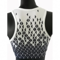 'Picture Perfect' Geometric Supplex Sports Bra