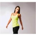 'Pretty Witty' Dip Hem Fitness Top 4 Colours