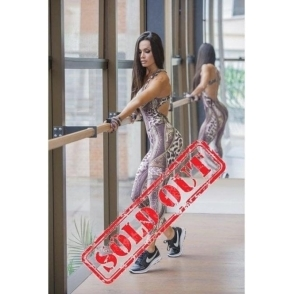 'Provocateur' Sports Fitness Jumpsuit / Catsuit SOLD OUT!!!
