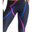Rhythmic Print Gym Leggings