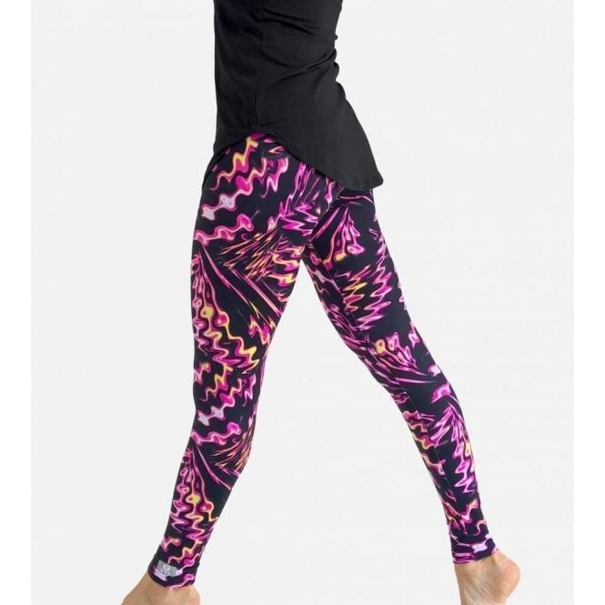 Rico Print Fitness Leggings