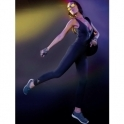 'Rock Your Body' Sports Fitness Jumpsuit / Catsuit