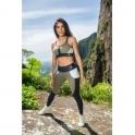 'Sage You Love Me' Light Fitness Leggings