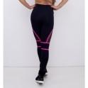 Sci-Fi Black Power New Fitness Leggings