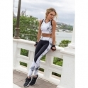 SOLD OUT! 'All Daisy Long' Sublimated Supplex Gym Leggings
