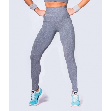 SOLD OUT! High Waisted Grey Leggings